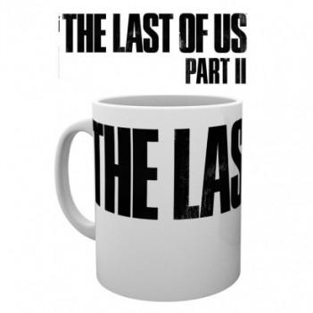 Taza logo The Last of Us 2