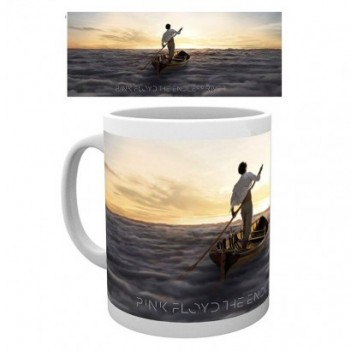 Taza The Endless River Pink...