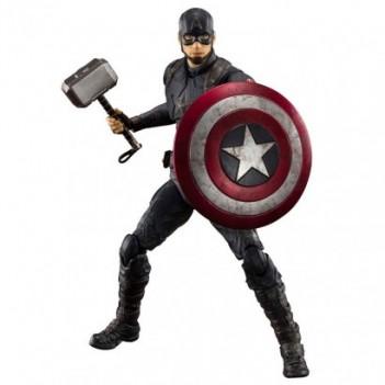 Figura Capitán América...