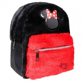 Mochila fluffy Minnie...