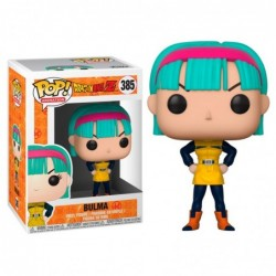 Figura POP Dragon Ball Z Bulma