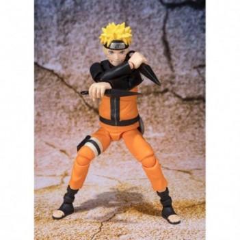 Figura articulada Naruto...