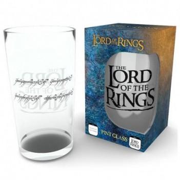 Vaso Ring El Señor de los...