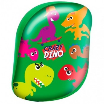 Cepillo pelo Crazy Dino