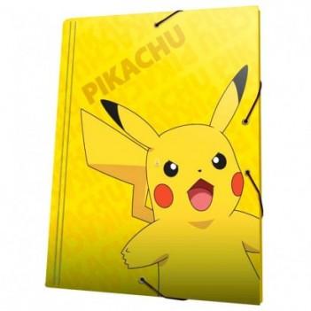 Carpeta A4 Pikachu Pokemon...