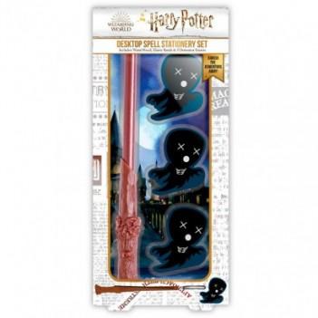 Set papelería Harry Potter