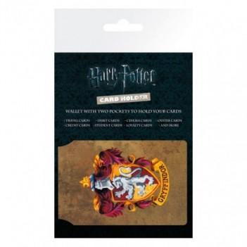 Tarjetero Gryffindor Harry...