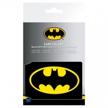 Tarjetero Logo Batman DC...