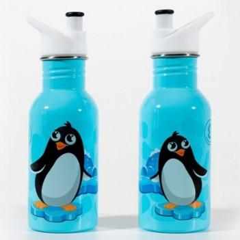 Botella Pinguinos Water...