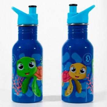 Botella Tortugas Water...