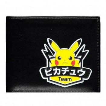 Cartera Team Pikachu...