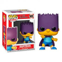 Figura POP Simpsons Bartman