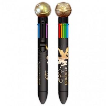Bolígrafo 8 colores Snitch...