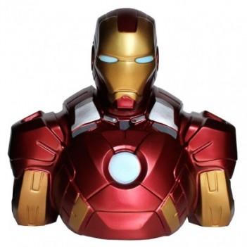 Busto hucha Iron Man Marvel...