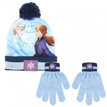 Conjunto gorro guantes...