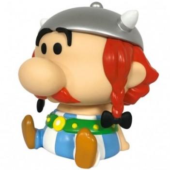 Figura hucha Chibi Obelix 16cm