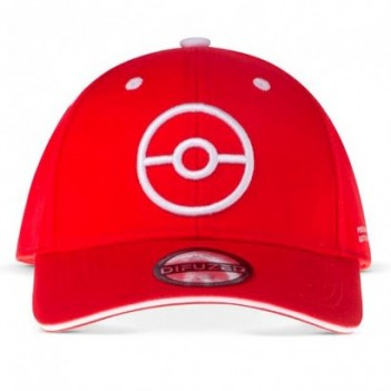Gorra Trainer TECH Pokemon