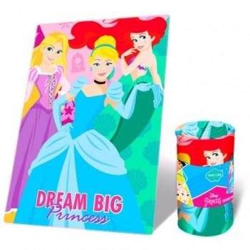 Manta polar Princesas Disney