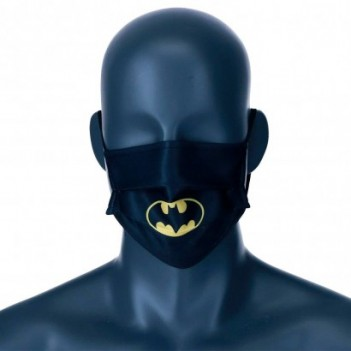 Mascarilla Batman DC Comics...