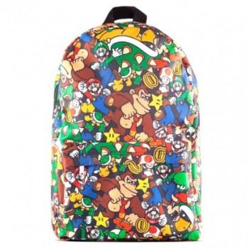 Mochila Super Mario...