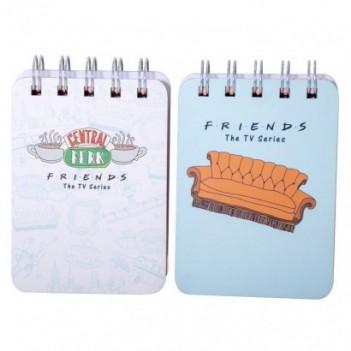 Pack 2 cuadernos Friends