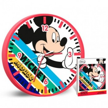 Reloj pared Mickey Disney