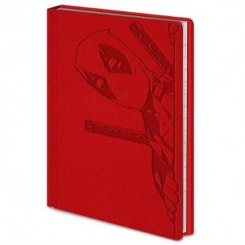Cuaderno premium A6 Deadpool Marvel