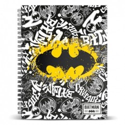 Cuaderno A5 Batman DC...
