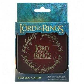 Juego de cartas El Señor de...