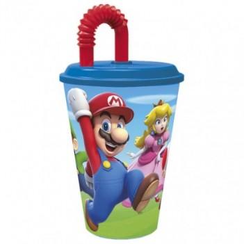 Vaso caña Super Mario Bros...