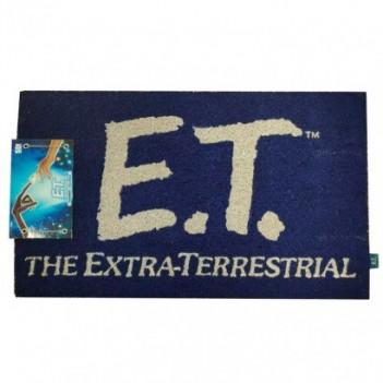 Felpudo Logo E.T.