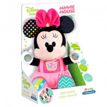 Peluche Baby Minnie Disney