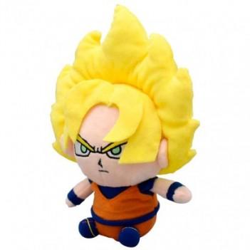 Peluche Super Saiyan Goku...