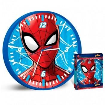 Reloj pared Spiderman Marvel