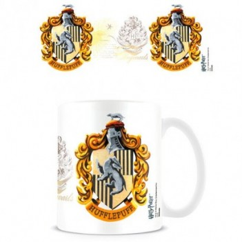 Taza Hufflepuff Harry Potter