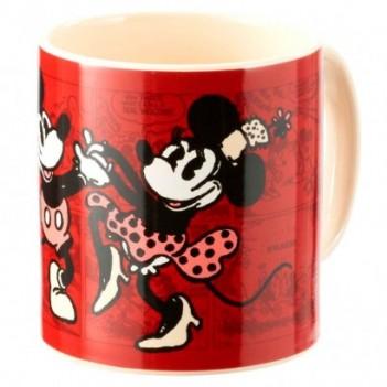 Taza Mickey & Minnie Cómic...