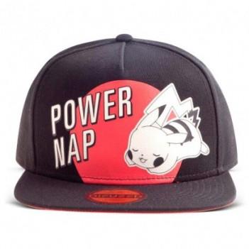 Gorra Power Nap Pikachu...