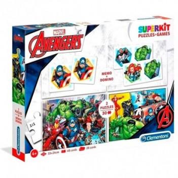 SuperKit Vengadores...