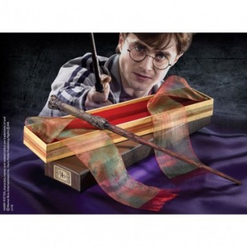 Varita Harry Harry Potter