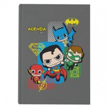 Agenda 2021 Universo DC Chibi
