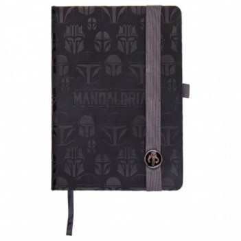 Cuaderno A5 polipiel The...