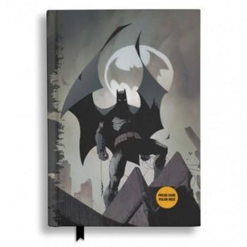 Diario luz Batman Batseñal...