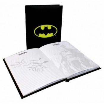 Diario luz logo Batman DC...