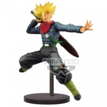 Figura Super Saiyan Trunks...