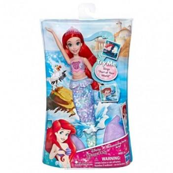 Muñeca Musical Ariel La...
