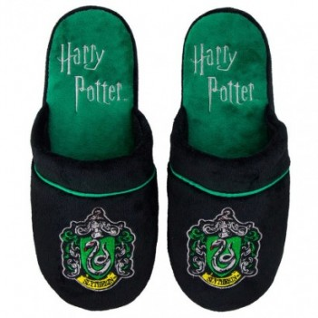Pantuflas Slytherin Harry...