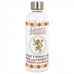 Botella Juego de Tronos hidro