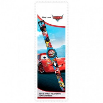 Reloj digital Ke02 Cars Disney