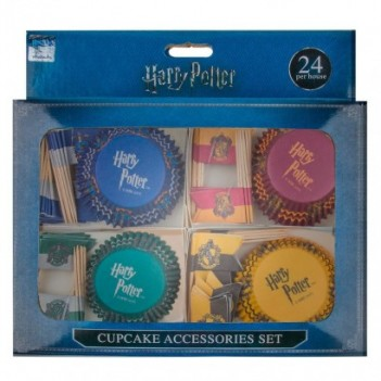 Set cup cake Harry Potter