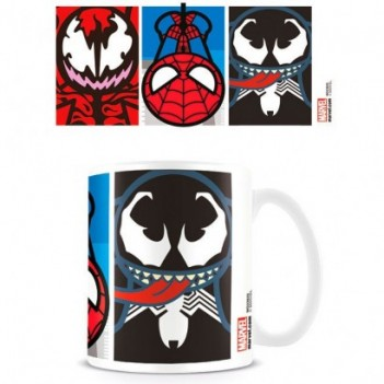 Taza Kawaii Marvel